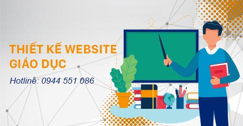 Thiết kế Website Giáo dục tại Thiên Minh