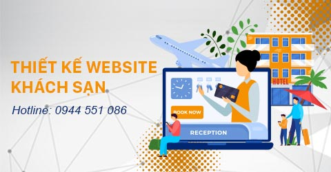 Thiết kế Website Nhà hàng khách sạn tại Thiên Minh