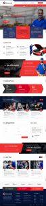 Thiết kế website sửa xe ô tô tại Thiên Minh