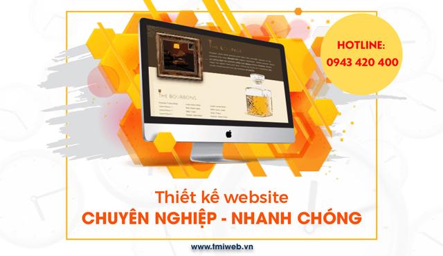 Công ty Thiên Minh - Thiết kế website chuyên nghiệp nhanh chóng
