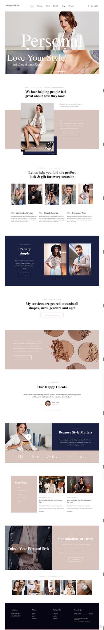 Thiết kế website Thiên Minh