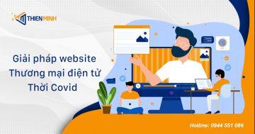 Thiết kế website thương mại điện tử uy tín tại Thiên Minh