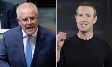 Facebook chặn hiển thị các trang tin của Australia