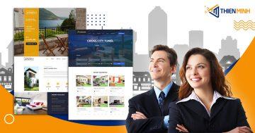 Vì sao các nhà môi giới bất động sản nên cần có website ?