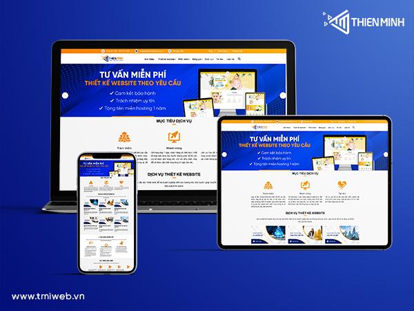 Đánh giá trang web của đơn vị thiết kế