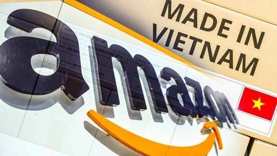 Thương nhân Việt Nam trên Amazon đang tận dụng tốt lượng khách hàng ở Mỹ và các thị trường nước ngoài khác. Ảnh:Reuters.