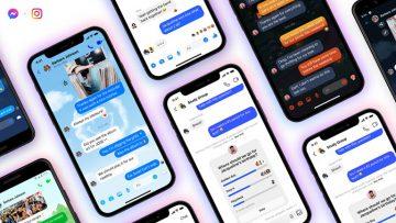 Thêm nhiều tính năng mới đang được triển khai đến Facebook Messenger FACEBOOK